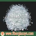 de sílice de alta mojado picado capítulo de fibra de vidrio