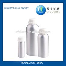 bottled of aroma diffuser perfume oil