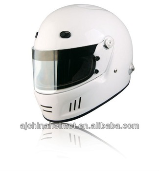 Snell SAH2010 fiberglass racing helmet FF-SF4(small order is available)