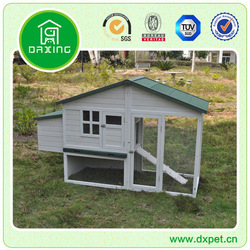Wooden chicken coop DXH027
