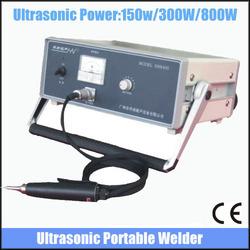 Handheld Ultrasonic Welder, plastic spot welding