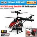 3.5chir spray bolha helicóptero reh66v757 jet rc helicópteros para a venda