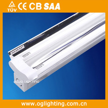 2X28W T5 double tube light fitting with reflector IEC TUV CE CB