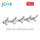 decorative Stainless metal Coat hook Hanges Clothes Rack