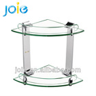 Toilet Corner Glass Shelf