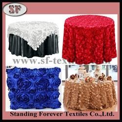 Fancy Wedding Table Cloth