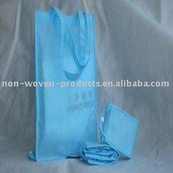 nonwoven folding shopper