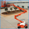 Best Seller: energy saving and low noise electrical boom lift GTZZ14E