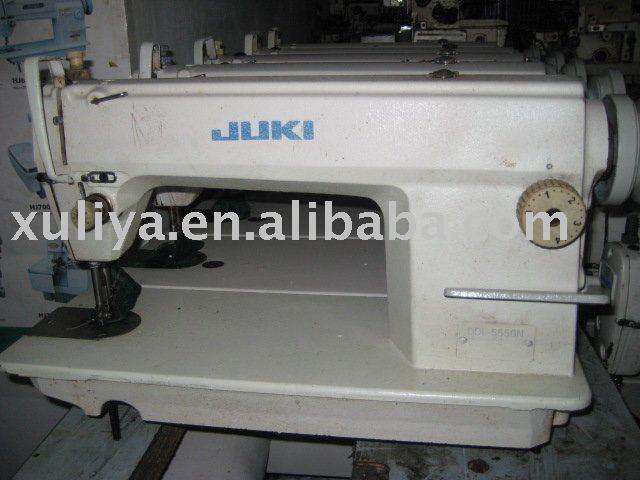 Original juki 5550 second hand/Used/ Reconditioned sewing machine juki sewing machine