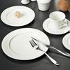 hotel porcelain plate, restaurant porcelain plate dish, hotel porcelain