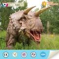 sanhe zigong de colores brillantes de los dinosaurios