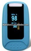 2014 hot-selling fingertip pulse oximeter with health products