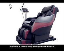 2014 New Zero Gravity & Inversion3D Massage Chair