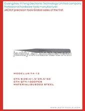 JK-T4-12,S304 tweezer,CE Certification