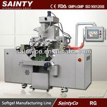 la serie rg softgel encapsulación máquina