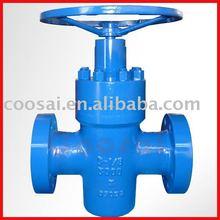 10000psi API 6A Slab gate valve