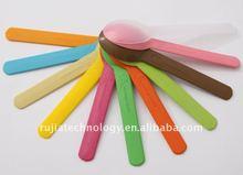 custom biodegradable ice cream spoon yogurt spoon
