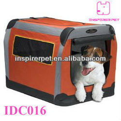 Pet Transport Box Folding Soft Pet Crate