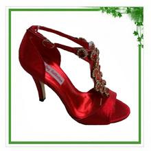 2015 Fashion High Heel Elegant Women Beautiful Wedding Shoe