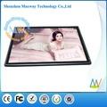 masaüstü veya duvara montaj 19 inç büyük boy Dijital Fotoğraf Çerçevesi