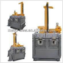 Aluminium Purification Return degassing device