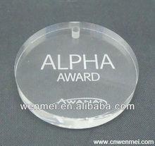 Cheap Acrylic Sport award/medal/trophy(S-AM-001)