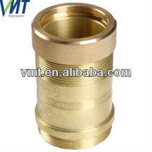 VMT shenzhen factory custom brass metal fitting for joint pipe