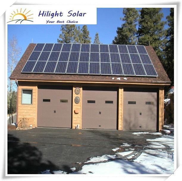 Achat group de panneaux photovoltaques