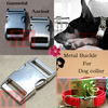 Popular Metal Curved Side Release Buckle For Paracord Bracelet And Dog Collar