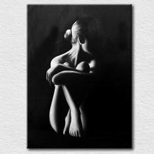 Women Nude oil paintings Modern oil painting