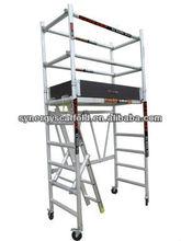 new V frame scaffold tower, aluminum scaffolding