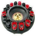 الروسية ct-287 16pc الروتاريغير لعبة الروليت الشرب مجموعة النبيذ
