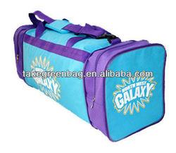 Polyester travel bag set