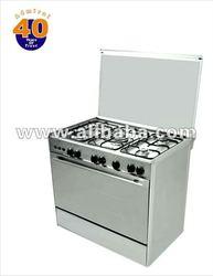 freestanding gas cooker