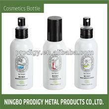 Air Fresher Aluminum Bottle Aluminum authentic perfume bottle