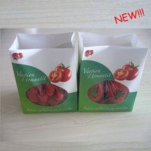 Fresh Fruit Packaging Window Bags/Tomato/Cherry/Kiwifruit Bags