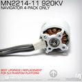 mn2214kv920djiファントムのために設計されてい