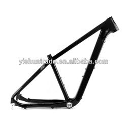 "2014 YISHUNBIKE Best fashion Cross Country 29"" hard tail MTB Frameset mountain bike frame full suspension YS-129"