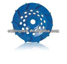 Stone polishing wheels