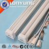 UL DLC TUV SAA tube5 led tube 18w T5 LED Integrative Double Tube Light 1ft-8ft 5w-60w t5 led tube light 1 foot
