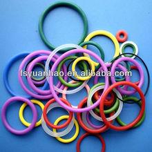 Custom Color Silicon Rubber O Ring
