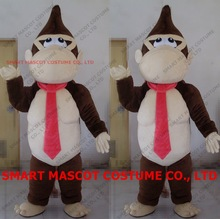 Soft plush life size king kong costume fit all adult king kong costumes