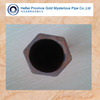 Outer Hexagonal Inner Round Seamless Steel Pipe & Tube