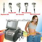 sea slim !!!RU+5 vacuum rf cavitation slimming machine hot sale in China