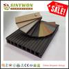 Top Quality Composite WPC Board WPC DeckingTie For Outdoor Flooring