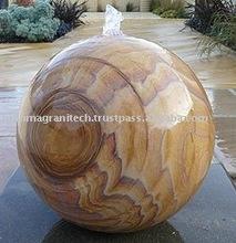 landscape stone balls
