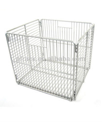 Top sale~~Stainless steel pet display cage PF-E392