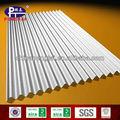 A prueba de agua de aluminio corrugado para techos