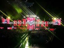 110V-230V curtain led display,P16 flexible curtain led display board