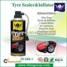 450ML I-Like Tyre Sealer & Inflator hot